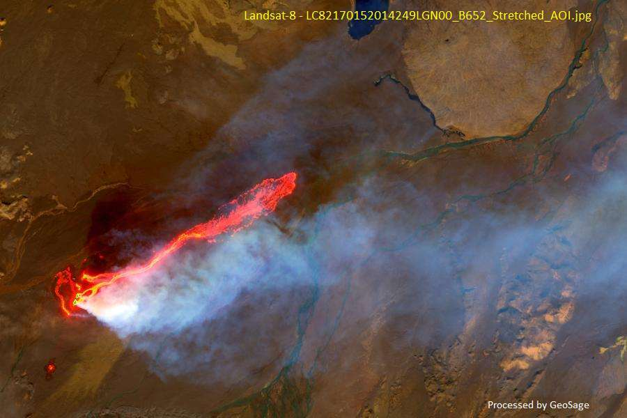 Popular and proven software to RAPIDLY process Landsat-8 and